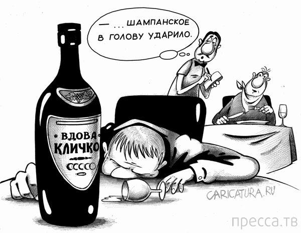 Веселые комиксы и карикатуры, часть 68 (18 фото)
