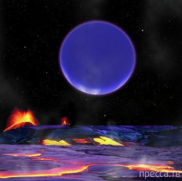 Топ 5: Самые странные планеты (7 фото)