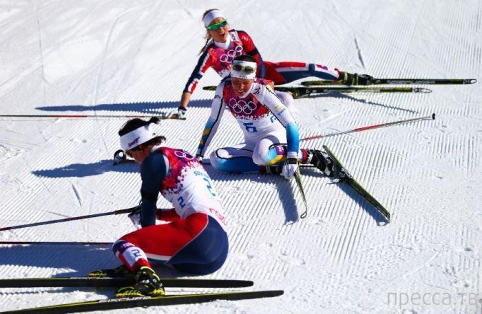 Фотографии с Зимней Олимпиады в Cочи, часть 1 (38 фото)
