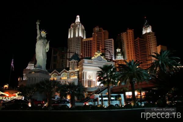 Путешествие в Лас-Вегас-Стрип (19 фото)