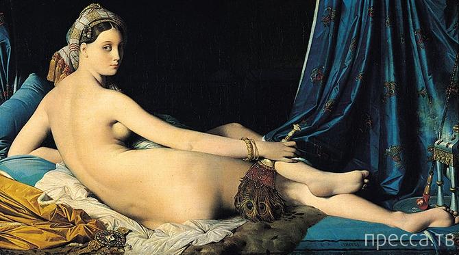 Топ 10: Шедевры, которые необходимо посмотреть в Лувре (11 фото)