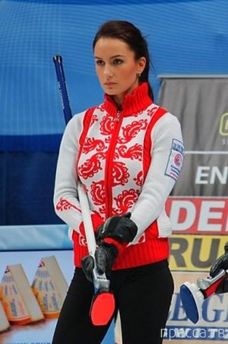 Анна Сидорова - секс-символом Олимпиады в Сочи 2014 (11 фото)