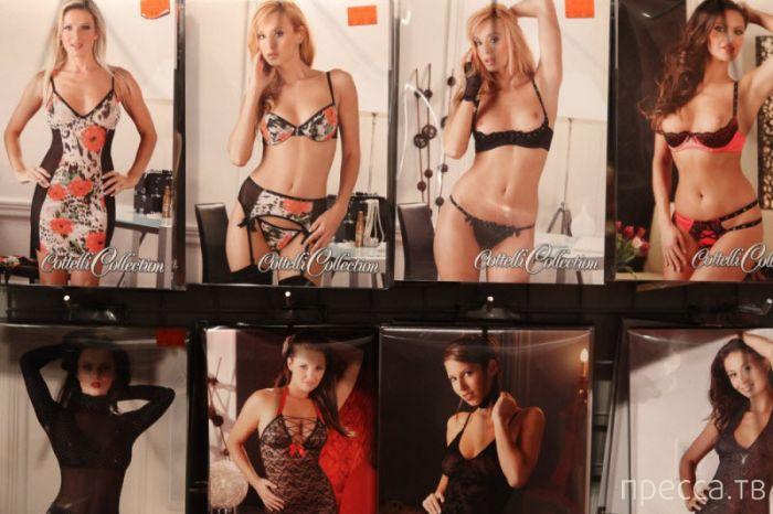 (18+) Лучшие фотографии с эротической выставки Erots 2013 (33 фото)