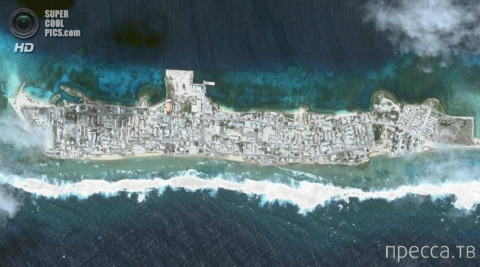 Топ 10: Самые густонаселенные острова в мире (10 фото)
