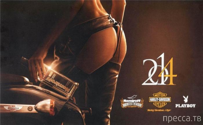 Календарь на 2014 год  от украинского Playboy (13 фото)