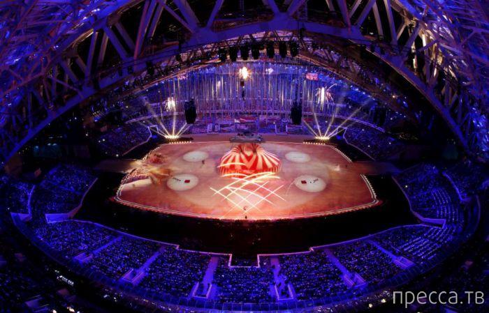 Церемония Закрытия Олимпийских Игр Сочи-2014 (57 фото)