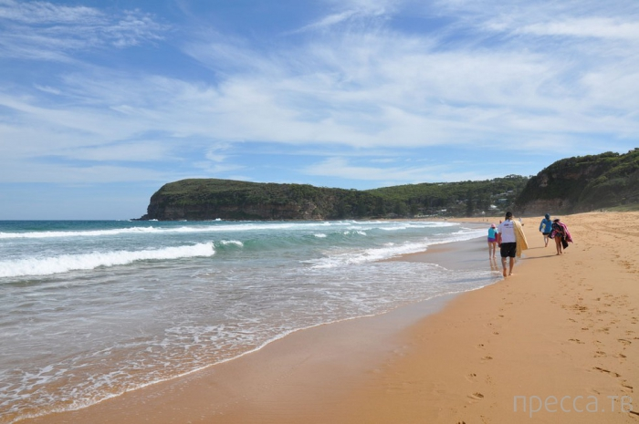 Пляж Копакабана - идеальное место для отдыха (8 фото)