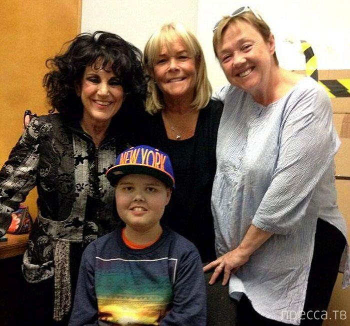 Мальчик со смертельной болезнью чудесным образом исцелился (11 фото)