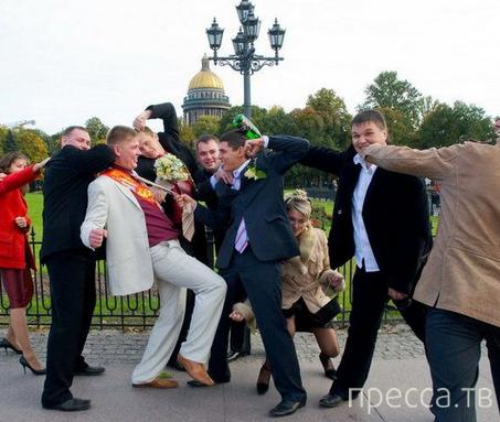 Вот, такая свадьба! Осторожно, маты (авторская лексика сохранена)
