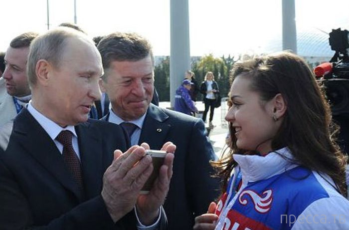 Аделина Сотникова сдержала своё обещание (2 фото)