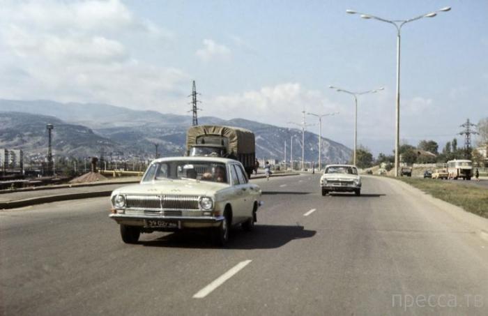 Ностальгия: СССР в фотографиях (29 фото)