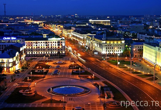 Интересные факты о Беларуси глазами россиянина (11 фото)