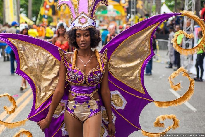 Карнавал в Доминикане в Санто-Доминго (56 фото)
