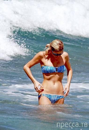Пэрис Хилтон в солнечном Майями(10 фото)