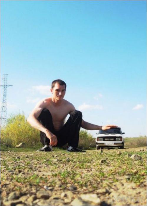 Прикольные фотографии из серии: Тем временем в России, часть 2 (39 фото)