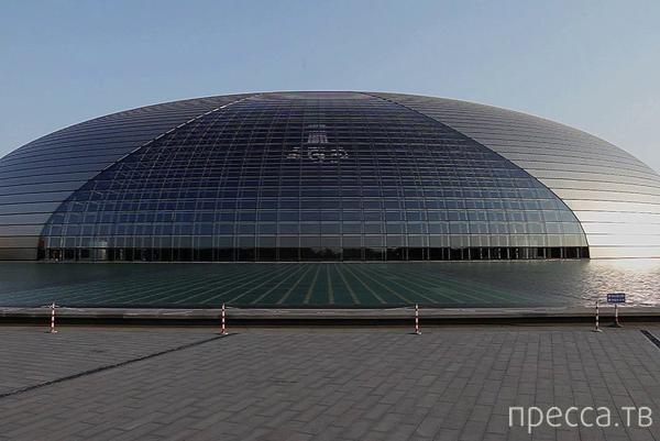Топ 10: Самые красивые в мире концертные залы (10 фото)