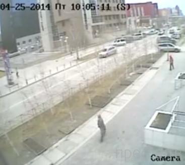 """Жесть!!! Водитель """"Toyota Fielder"""" насмерть сбил пешехода... ДТП на ул. Орджоникидже, г. Якутск"""
