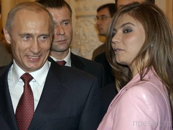 Любовницы мировых лидеров (14 фото)