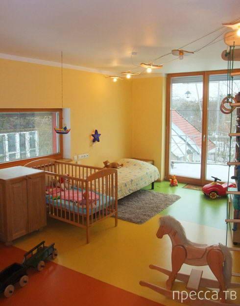 Киевский энергосберегающий дом (10 фото)