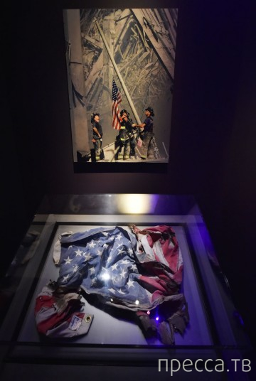 9/11 музей в США (19 фото)