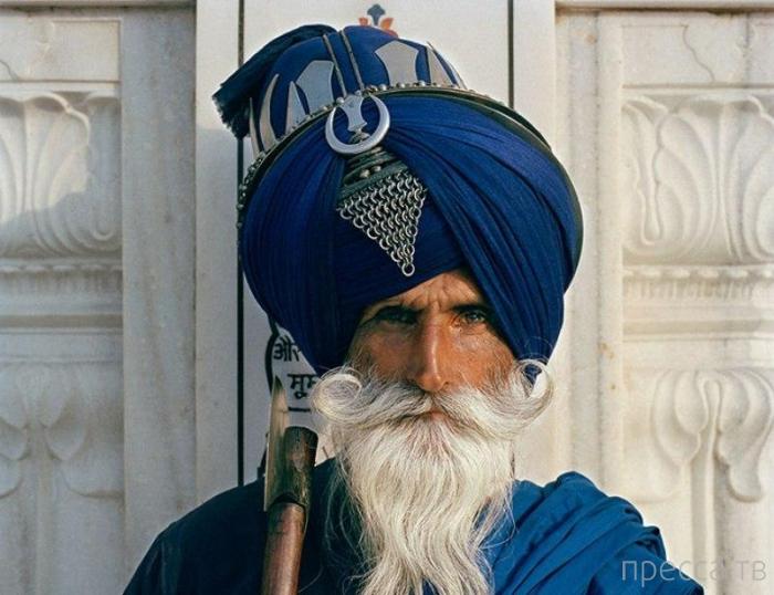 Сикхизм – одна из национальных религий Индии (14 фото)