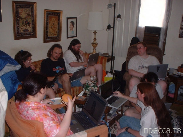 Прикольная подборка очень странных людей из социальных сетей (78 фото)