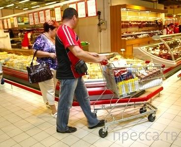 Драма в гипермаркете...
