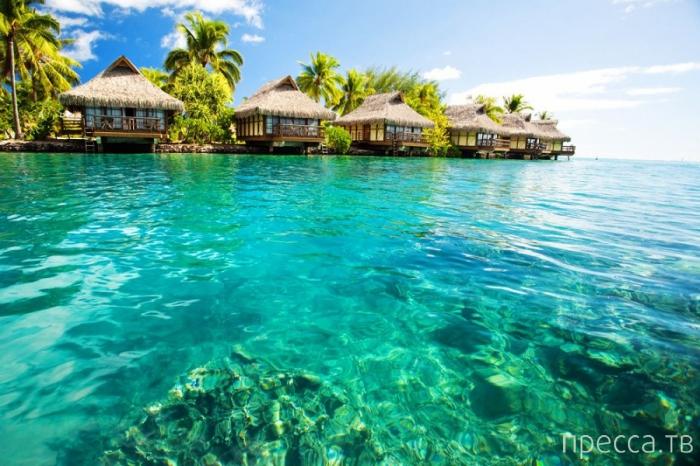 Безвизовые страны для летнего отдыха (21 фото)