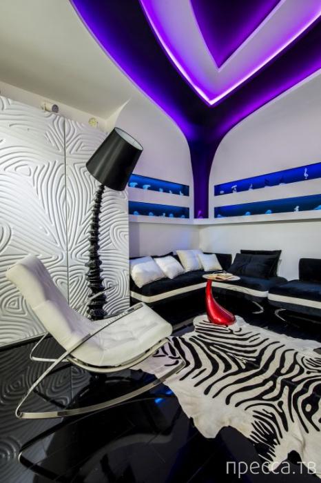 Бари Алибасов представил новый дизайн своей квартиры (42 фото)