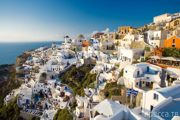Туристам на заметку - страны, в которые легче всего получить визы (7 фото)