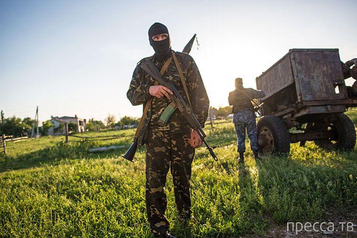 Подборка фотографий из Славянска (45 фото)