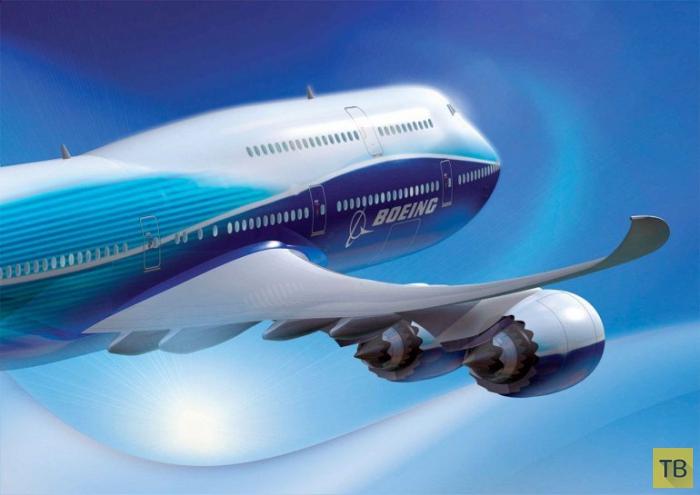 Топ 10: Самые большие самолеты в мире (11 фото)