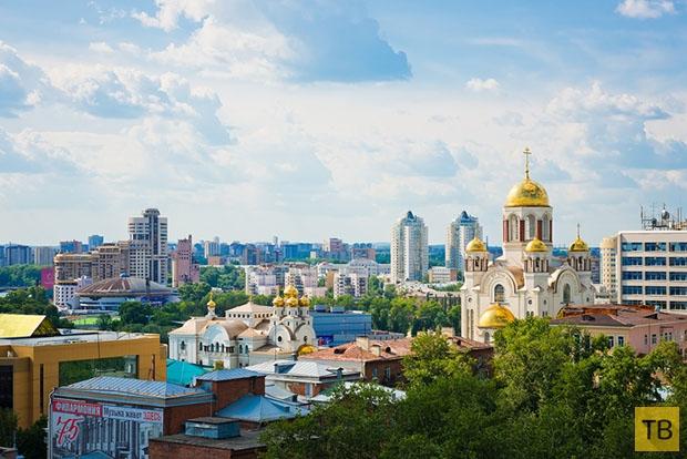 Топ 10: Самые популярные российские города для отдыха всей семьей (10 фото)