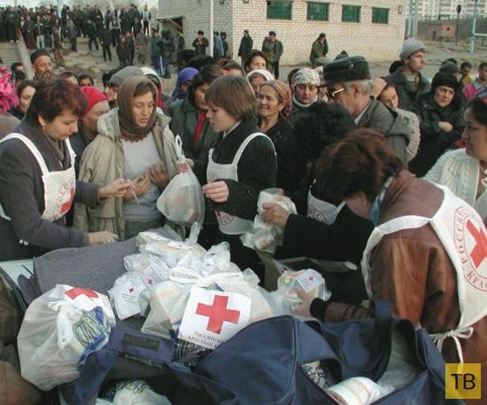 Российский Красный Крест начал сбор средств для беженцев с Украины