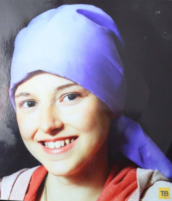 Умершая от рака 13-летняя Афина Орчард оставила родным душераздирающее послание (5 фото)