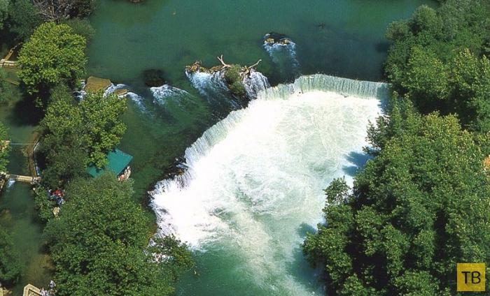Водопад Манавгат: одно из самых посещаемых мест в Турции (7 фото)