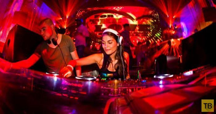 Топ 10: Самые известные ночные клубы в мире (10 фото)