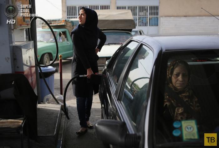 Фото путешествие по Ирану (25 фото)
