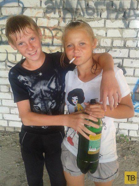Будущее пугает - современные дети (16 фото)
