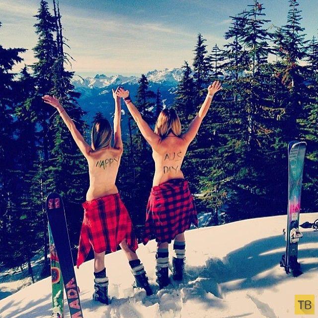 Topless Holiday - новый интернет-тренд (41 фото)