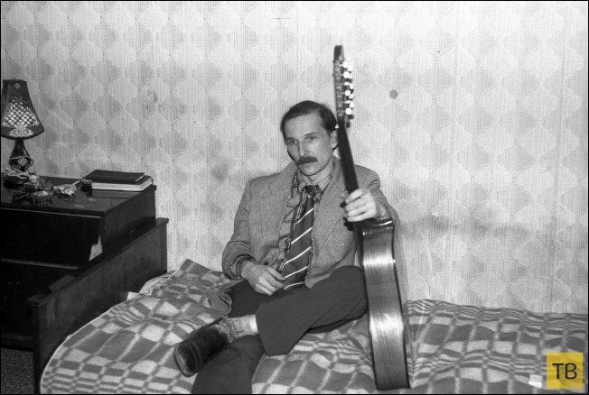 Старые фотографии российских знаменитостей (22 фото)