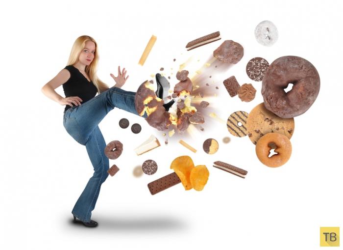 Топ 5: Главные ошибки людей, которые хотят питаться правильно (5 фото)