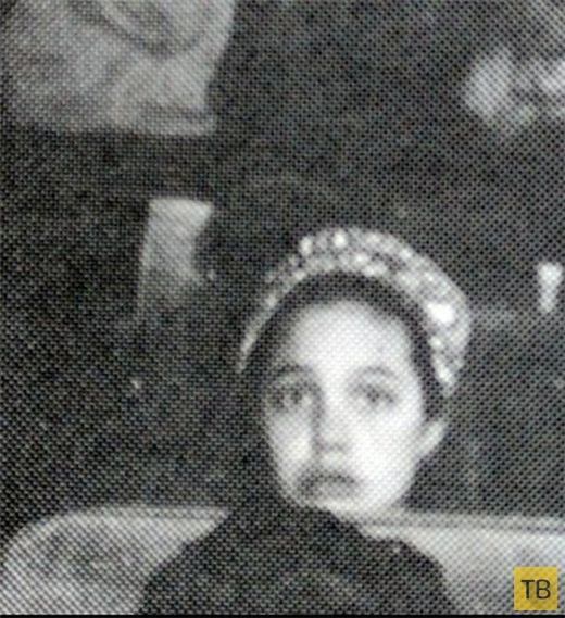 """Анджелина Джоли """"тогда и сейчас"""" (11 фото)"""
