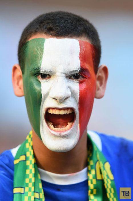 Фанаты Чемпионата Мира по футболу 2014 (59 фото)