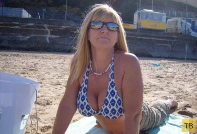 Случай с грудью (5 фото)