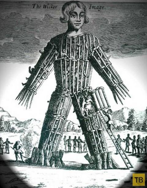 Топ 10: Самые жуткие человеческие жертвоприношения (15 фото)