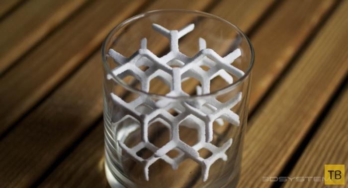 Печать сахаром на 3D принтере (23 фото)