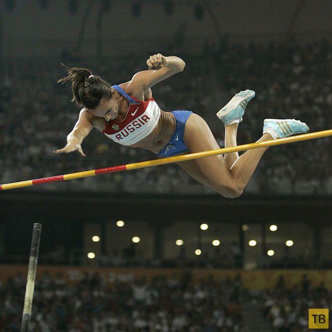 Шедевры спортивной фотографии (18 фото)