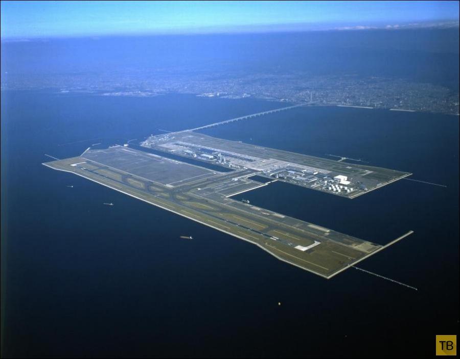 Топ 5: Самые необычные аэропорты мира (5 фото)