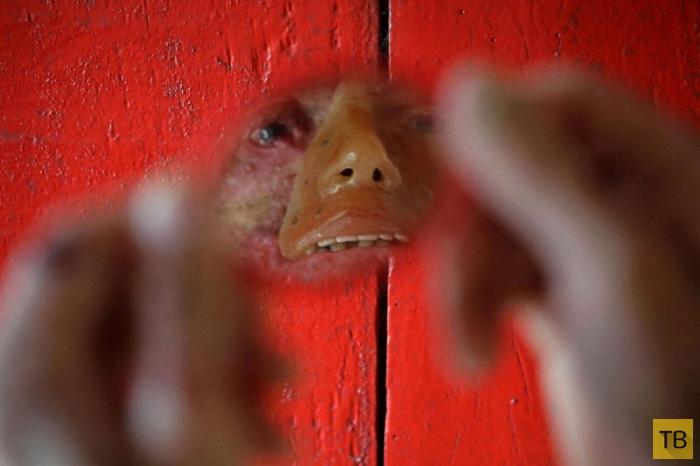 Бразильская деревня Арарас - деревня вампиров (фото)